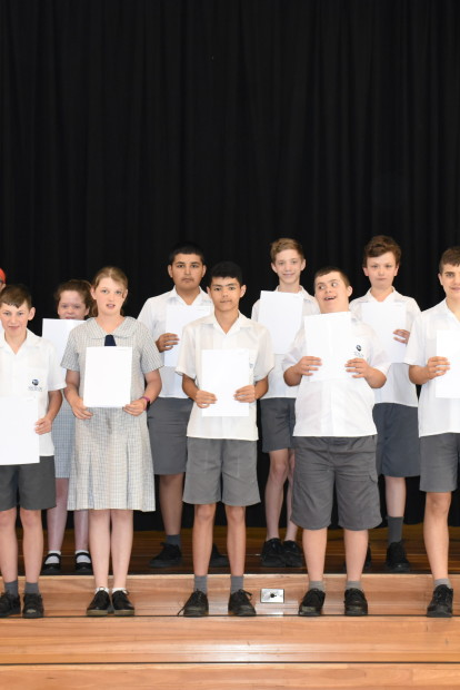 Years 7 to 10 EOY Awards