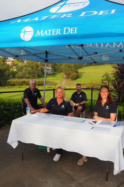 Mater Dei's Informal Golf Day